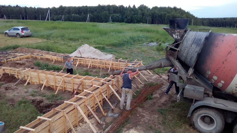 завод бетон домодедово