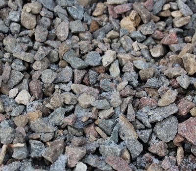 Фото гранитного щебня фр. 20-40