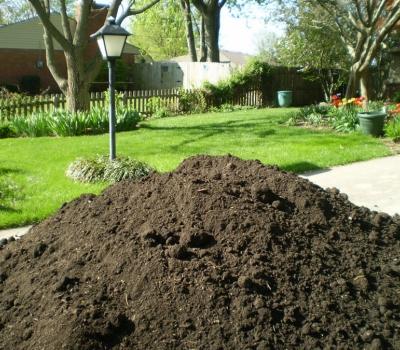 Фото садового грунта