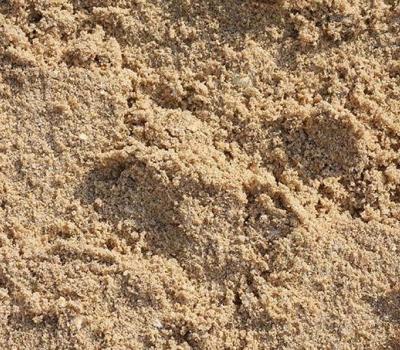 Фото мытого песка