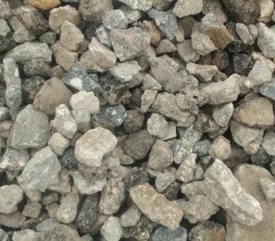 Фото вторичного щебня фр. 20-40