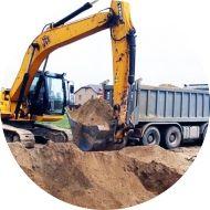 Вывоз и утилизация грунта